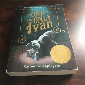 Katherine Applegate Other - The One & Only Ivan